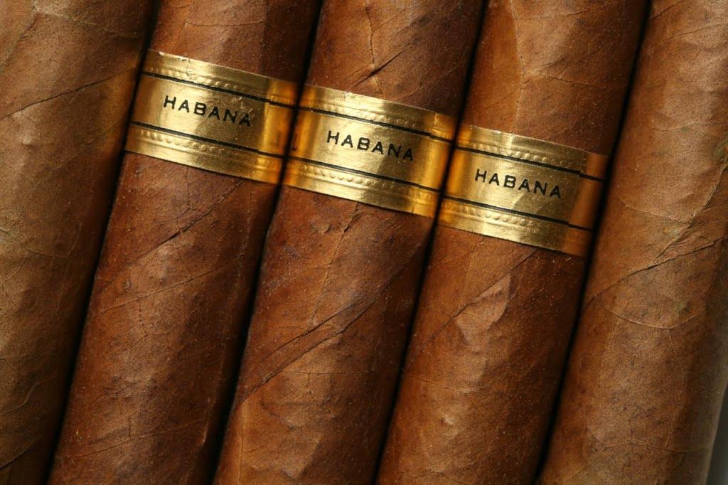 Cuba sigaren