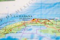 Cuba het grootste eiland in het Caribisch gebied